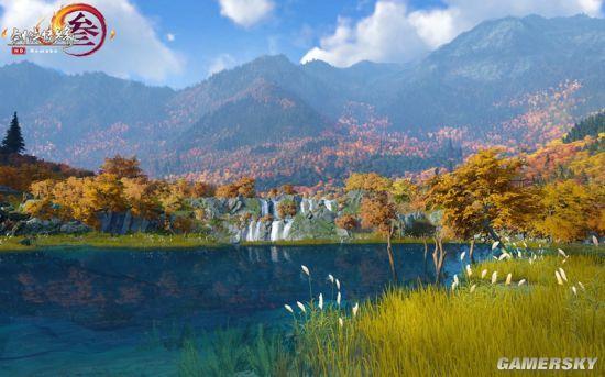 网游 >正文      《剑网3》首个还原国家5a级风景区地图——九寨沟将